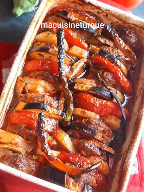 Ma recette express de gozleme turques !