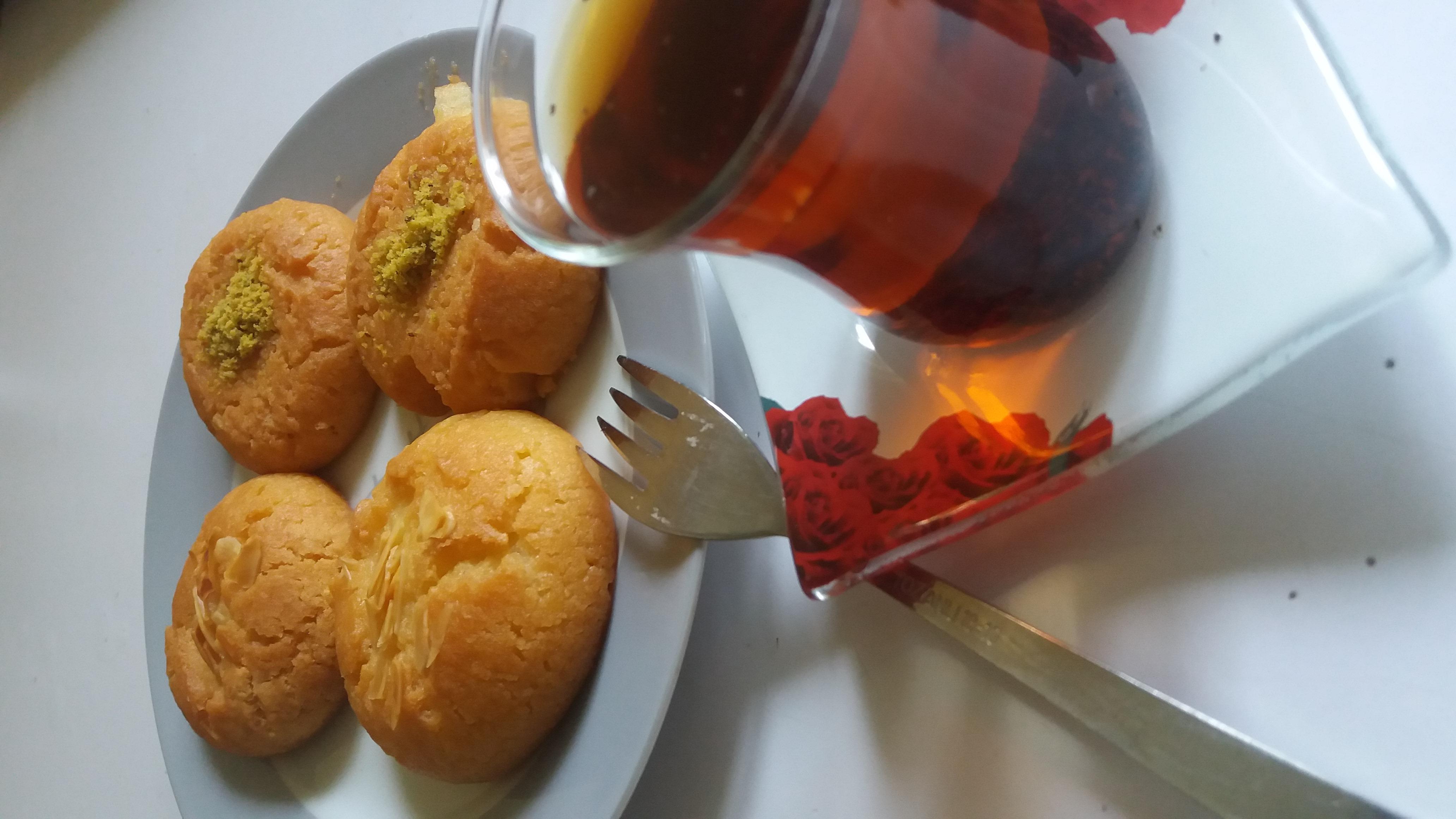 Le revani gateau de semoule turc ma cuisine turque for Site cuisine turque
