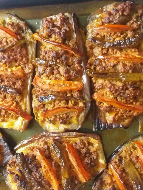 Etli turlu yemegi : boeuf et légumes en sauce