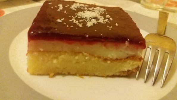 gâteau au yaourt mouillé