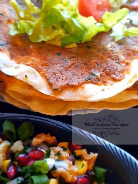 Omelette épinards oignons au four