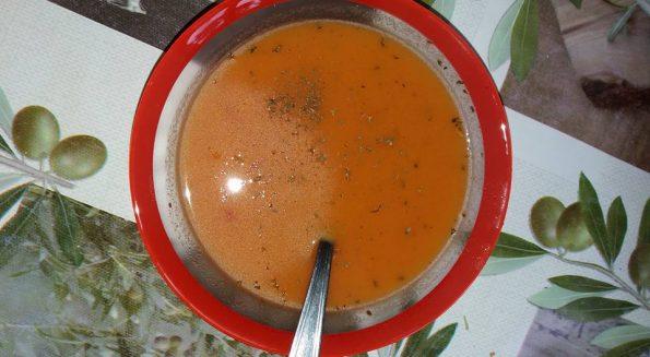 domates çorba