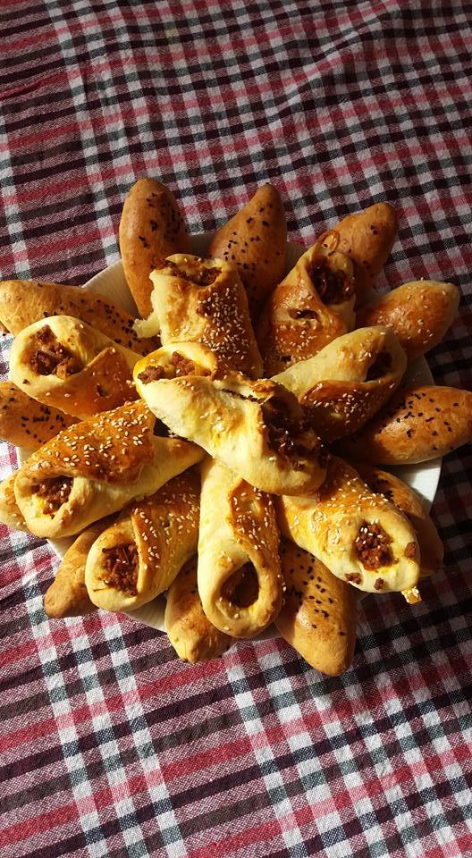 petits pains à la viande