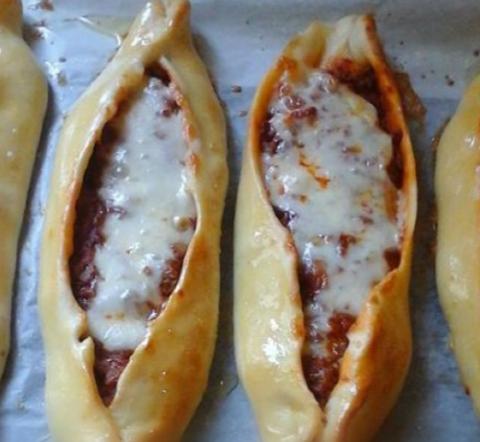 Les petits pains turc : pogaca turcs