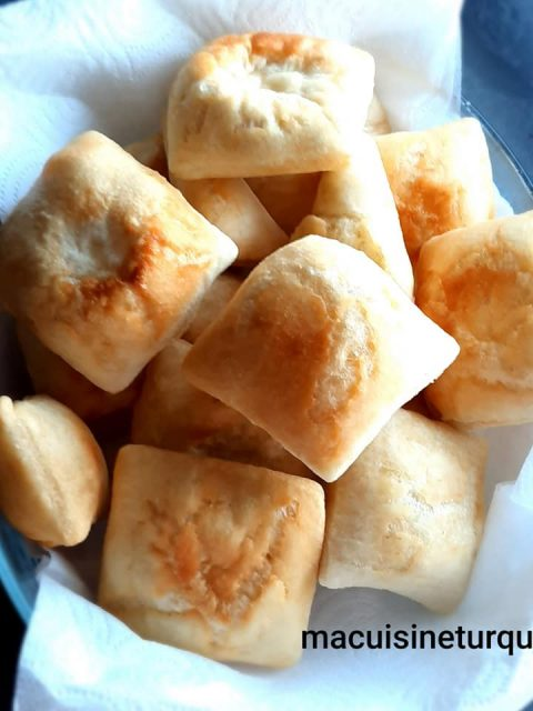 petits pains moelleux aux pommes de terre