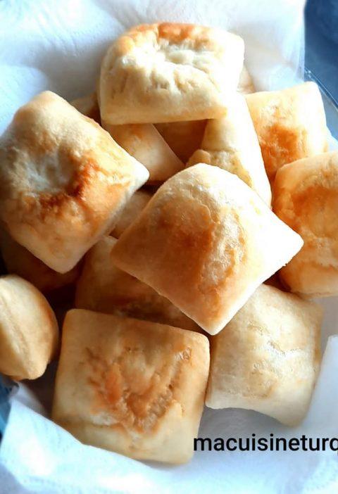 petits pains beignets