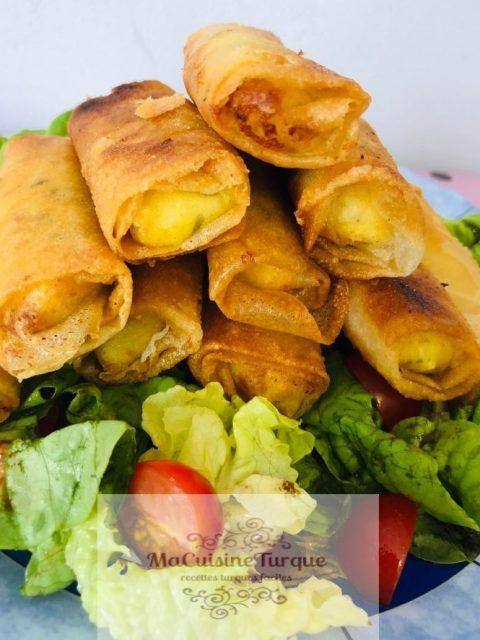 Les ravioles turques (manti)
