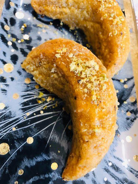 Le meilleur gâteau turc : aglayan kek