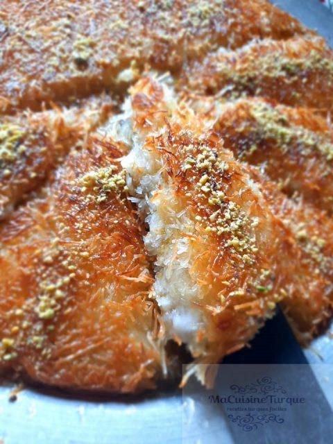 Les falafels au boulgour