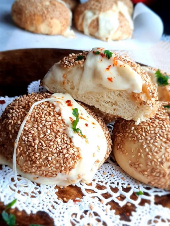 simit turcs au fromage