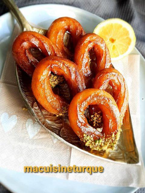 riz pilav turc aux légumes (petits pois et carottes)